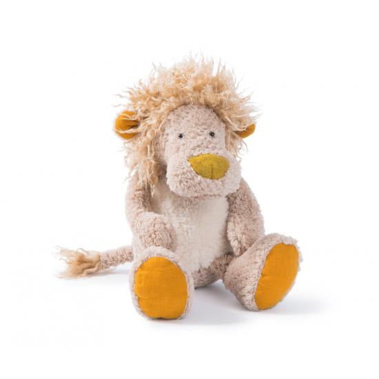 Petit lion - les Baba-Bou