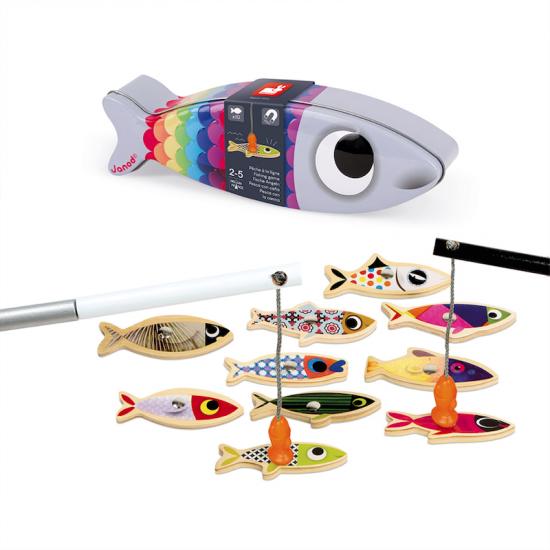 Pêche à la ligne sardine