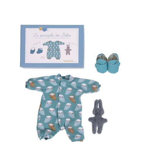 Panoplie vêtements - Les bébés