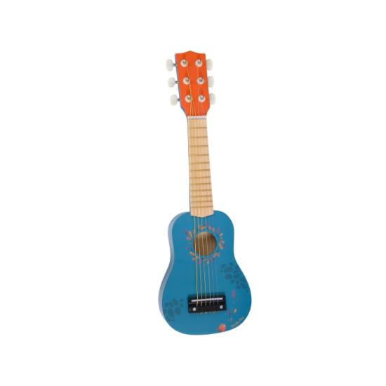Guitare - Dans la jungle