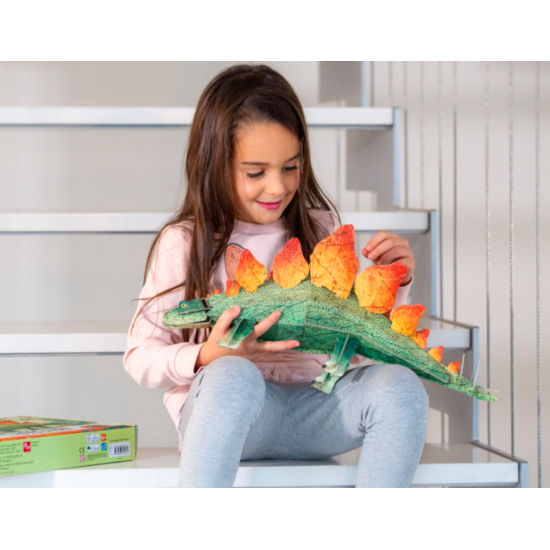 Le Stégosaure 3D - L'ère...
