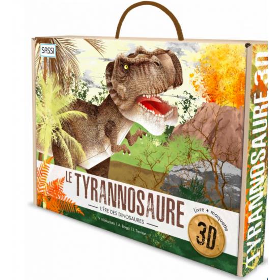 Le Tyrannosaure 3D - L'ère...