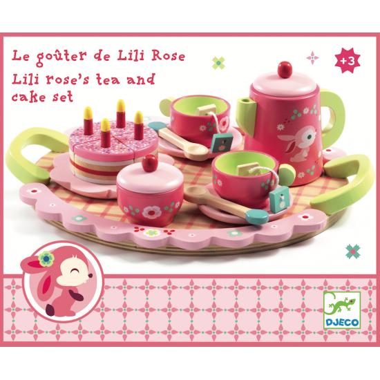 Le goûter de Lili Rose
