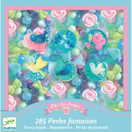 285 perles fantaisies - Oh...
