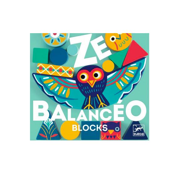 Ze Balancéo Blocks