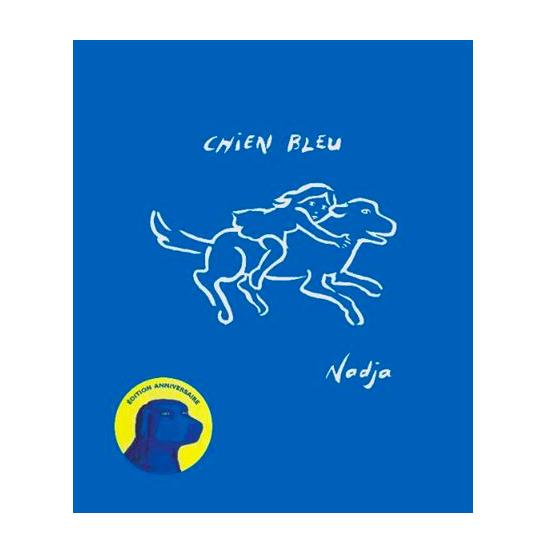 Chien Bleu - Livre édition...