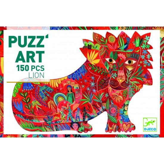 """Puzz'Art """"Lion"""" 150 pcs"""