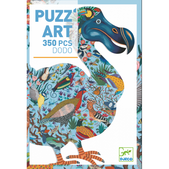 "Puzz'Art ""Dodo"""