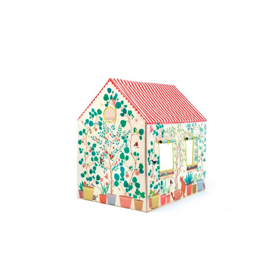 Tente - Maison Tinou