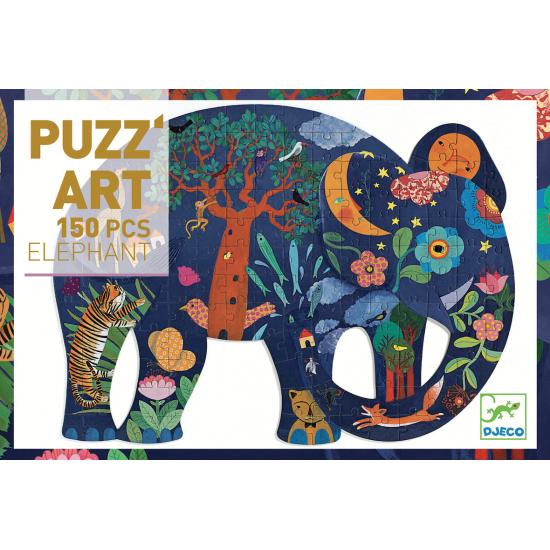 Puzz' Art 150 pièces -...