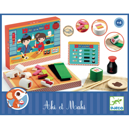 Aki et Maki - Préparer des...