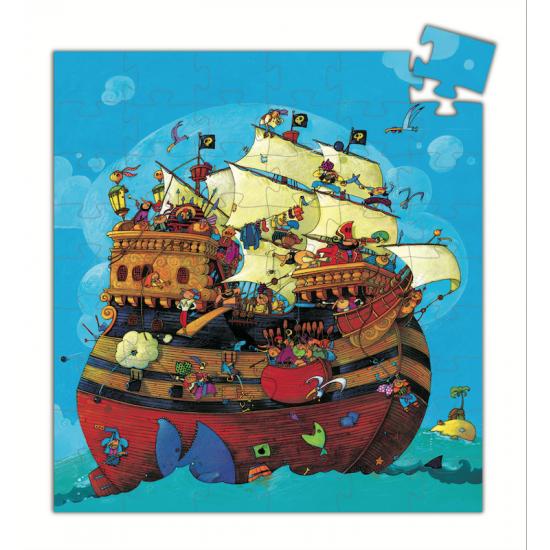 """Puzzle """"Le bateau de..."""