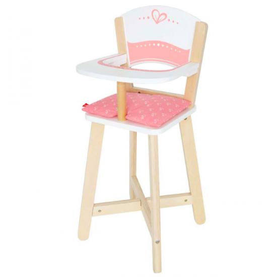 Chaise haute pour poupées...