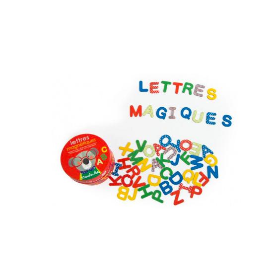 Lettres magnétiques 54...
