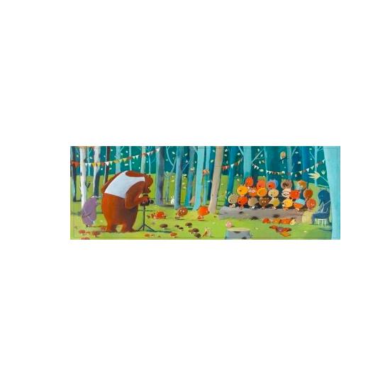 Puzzle Gallery 100 pièces -...