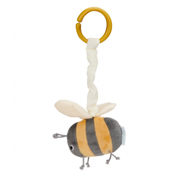 Peluche vibrante abeille