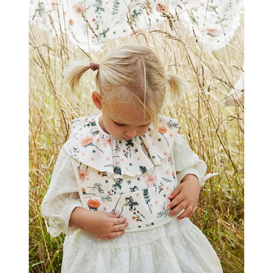 Bavoir - Meadow Blossom