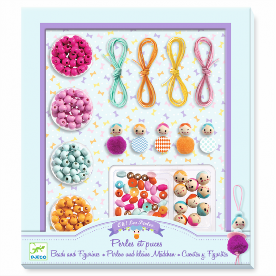 Perles et puces