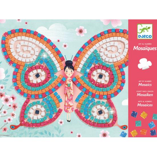 """Mosaïques """"Papillons"""""""