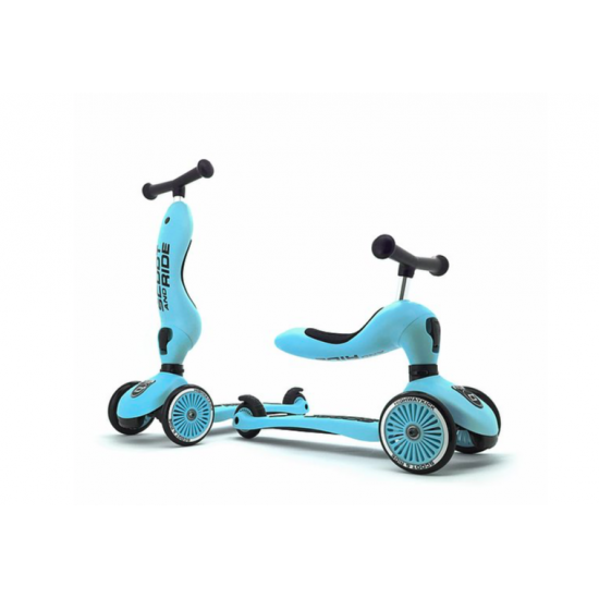 Scoot and ride - blueberry