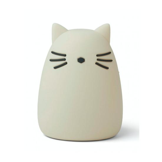 Veilleuse Winston chat - Sable