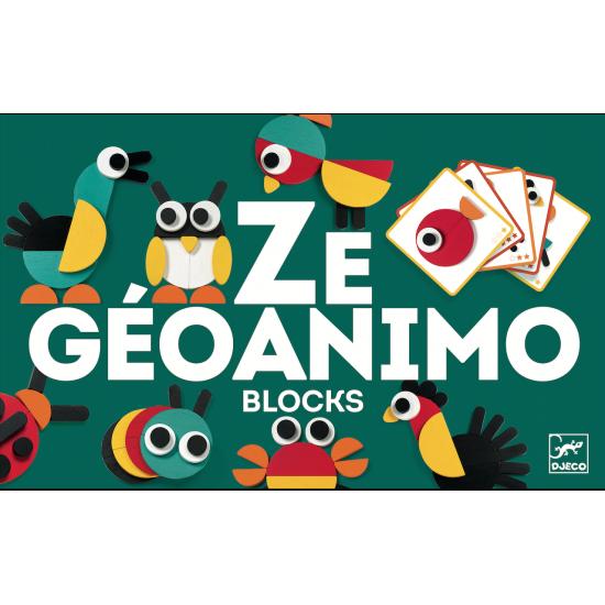 Ze Géoanimo Blocks