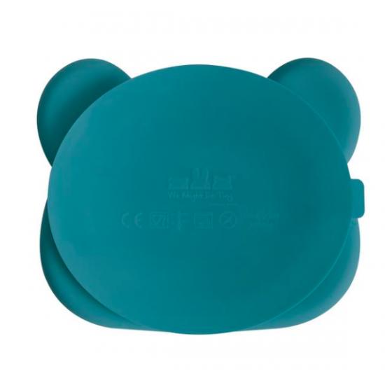 Assiette ours en silicone...