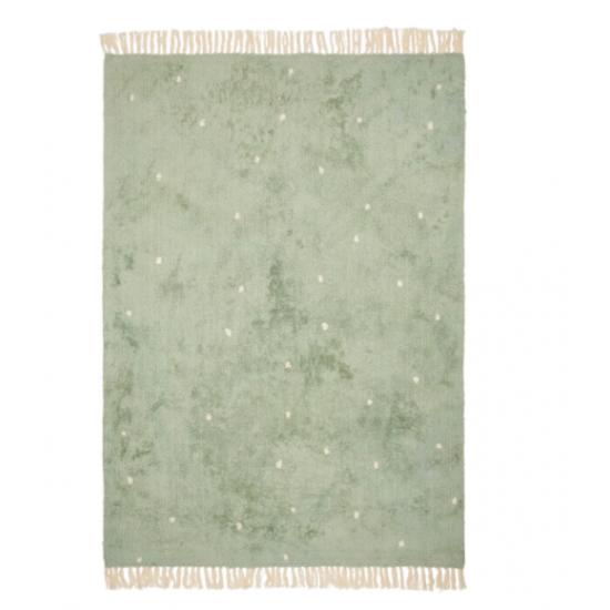 Tapis Dot pure Mint 170x120 cm