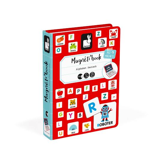 Magnéti'book - Alphabet...