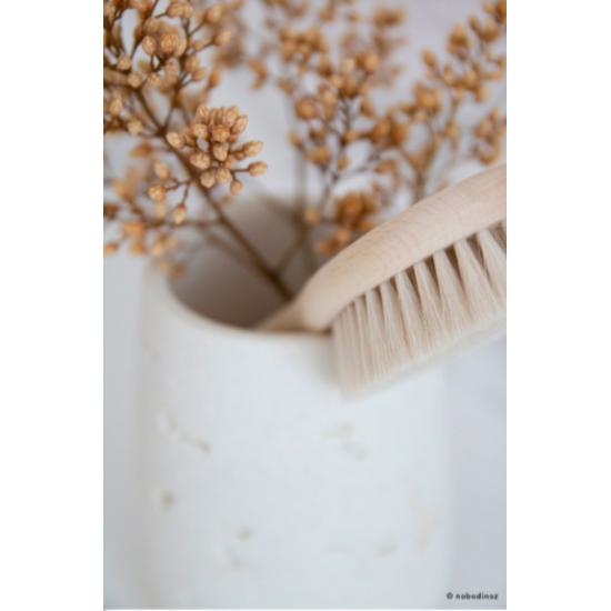 Brosse à cheveux extra douce