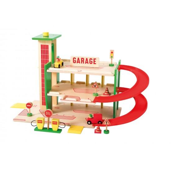 """Le Grand Garage """"Dans la..."""