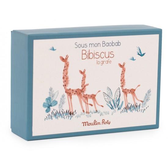 Chaussons girafe Bibiscus...