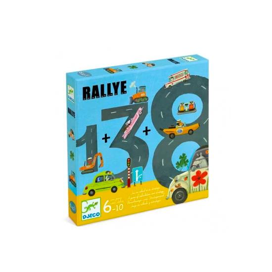 Jeu - Rallye