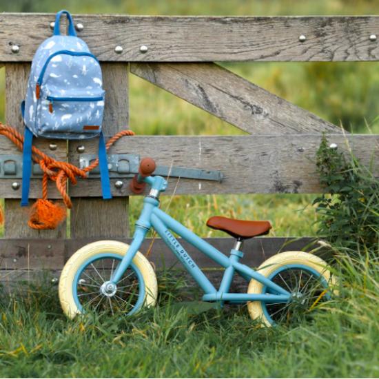 Vélo d'équilibre - Blue Matte