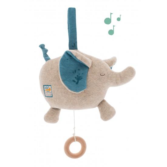 Poupée musique éléphant...