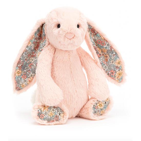Doudou lapin blossom blush...