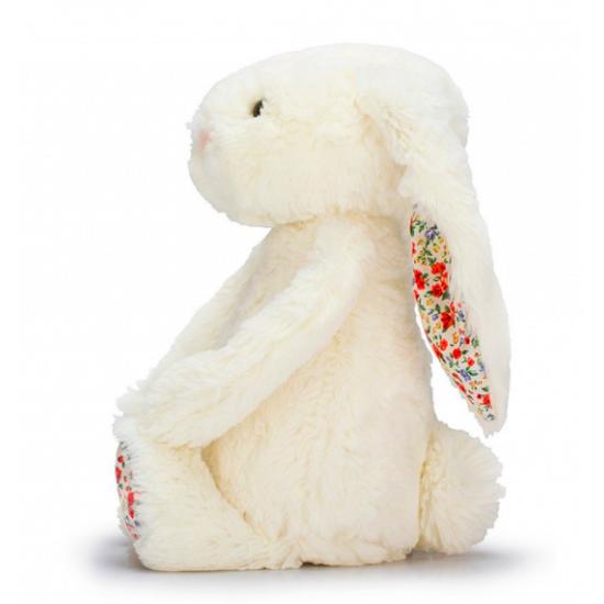 Doudou lapin crème blossom...