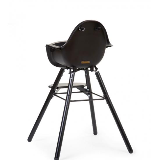 Chaise haute Evolu 2 - Noir