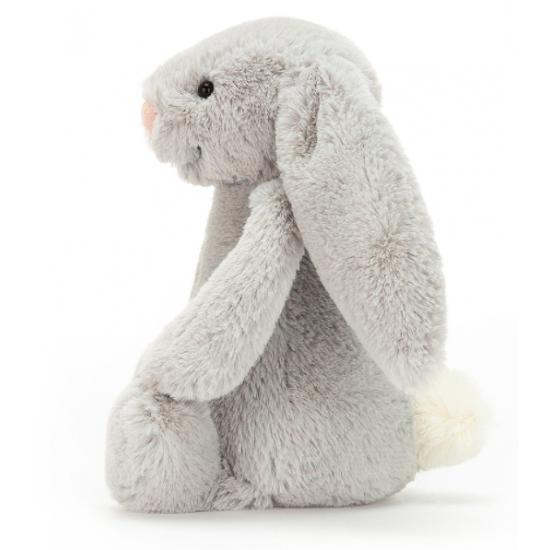 Doudou lapin gris - Small