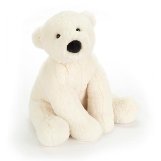 Doudou ours polaire - Small