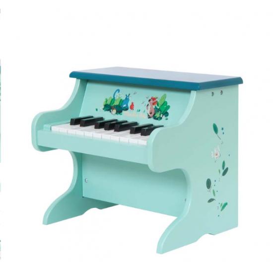 Piano - Dans la jungle
