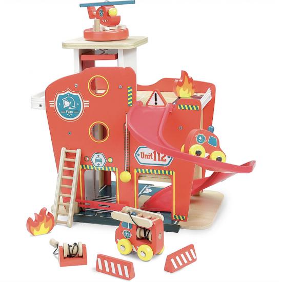 Caserne des pompiers -...