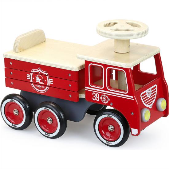 Porteur - Camion de pompier
