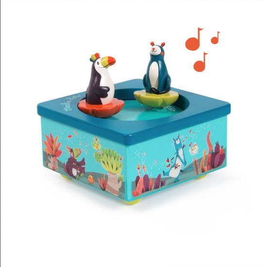 Boîte à musique - Dans la...